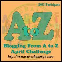 A-Z badge 2013