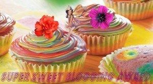 sweet blogger award