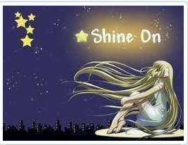 shine on blog award