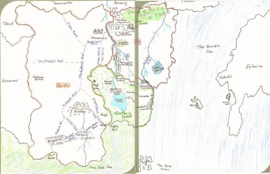 Map of Estaria2